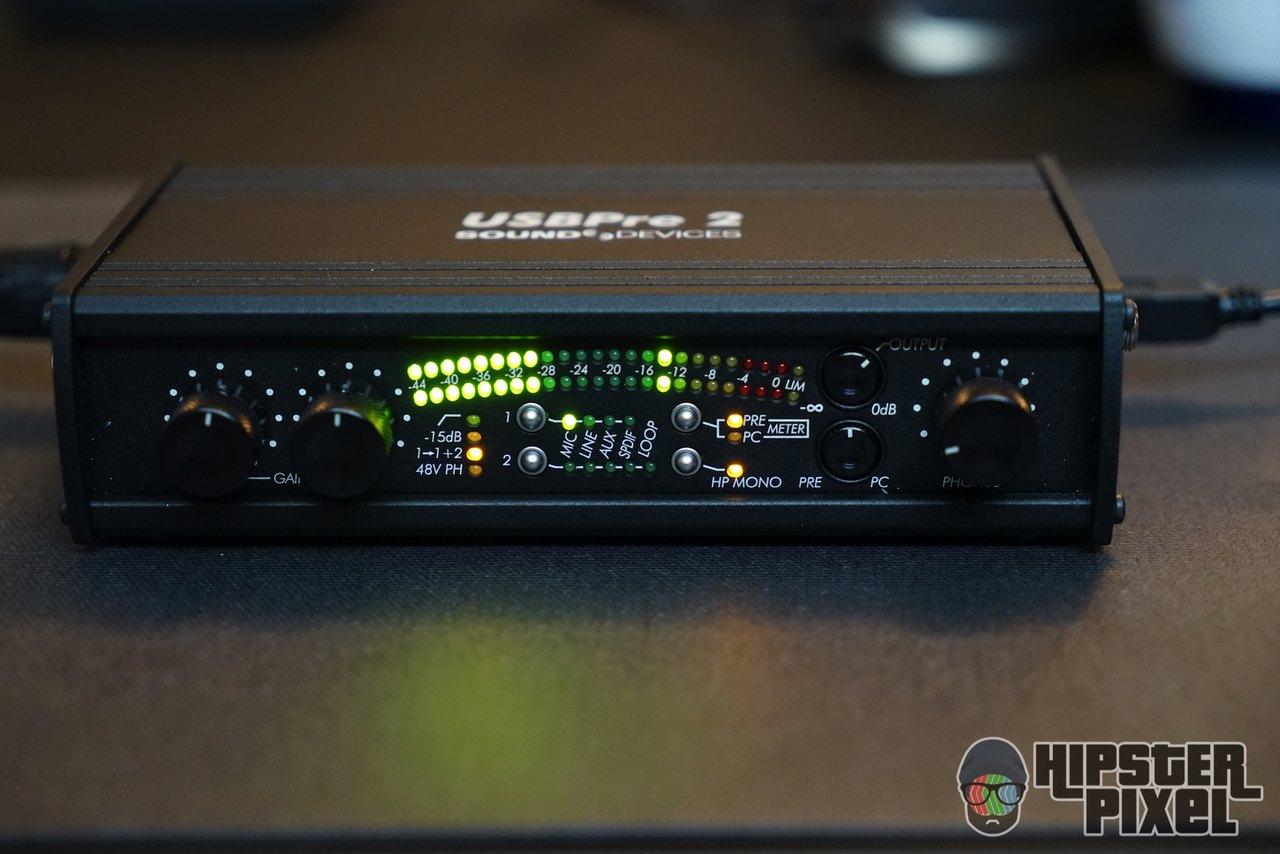 USBPre 2