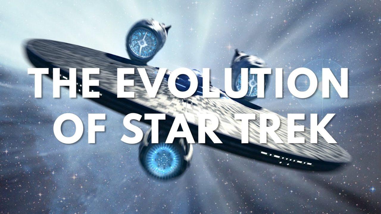 The Evolution of Star Trek Over 50 Years