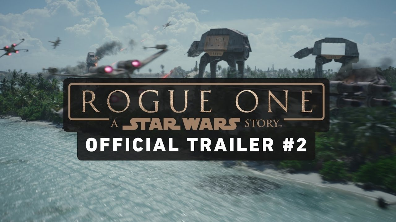 Rogue One Final Trailer Released