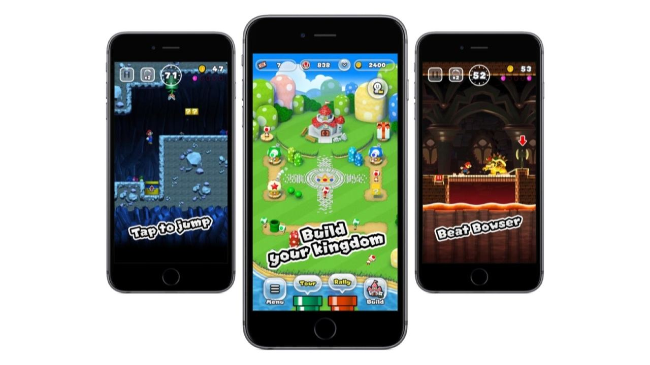 Super Mario Run Price and Availability Revealed