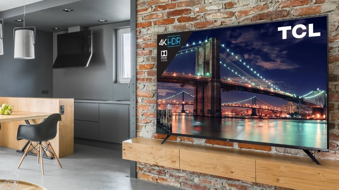 TCL Arrives in Canada With Great Televisions