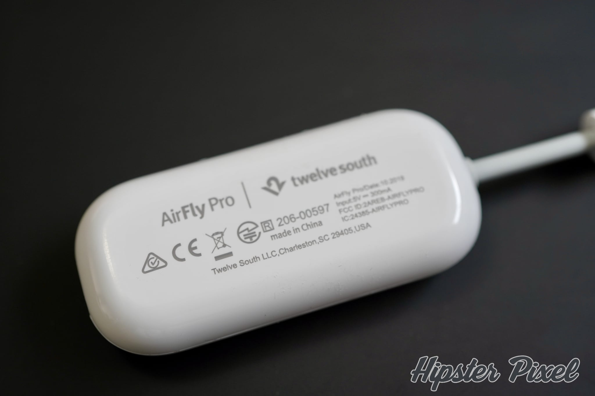 AirFly Pro, up close and personal