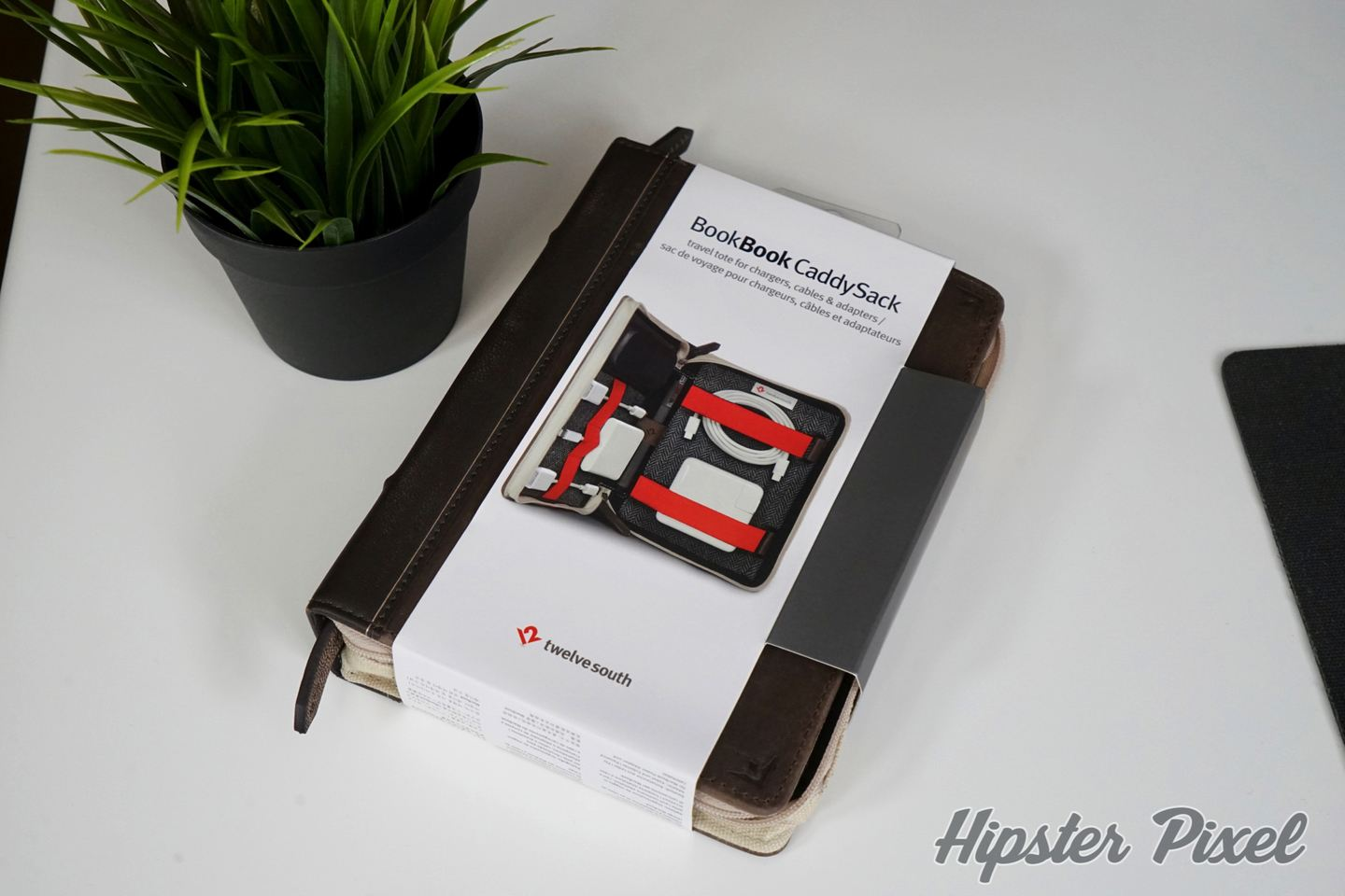 Bookbook CaddySack by Twelve South [Review]
