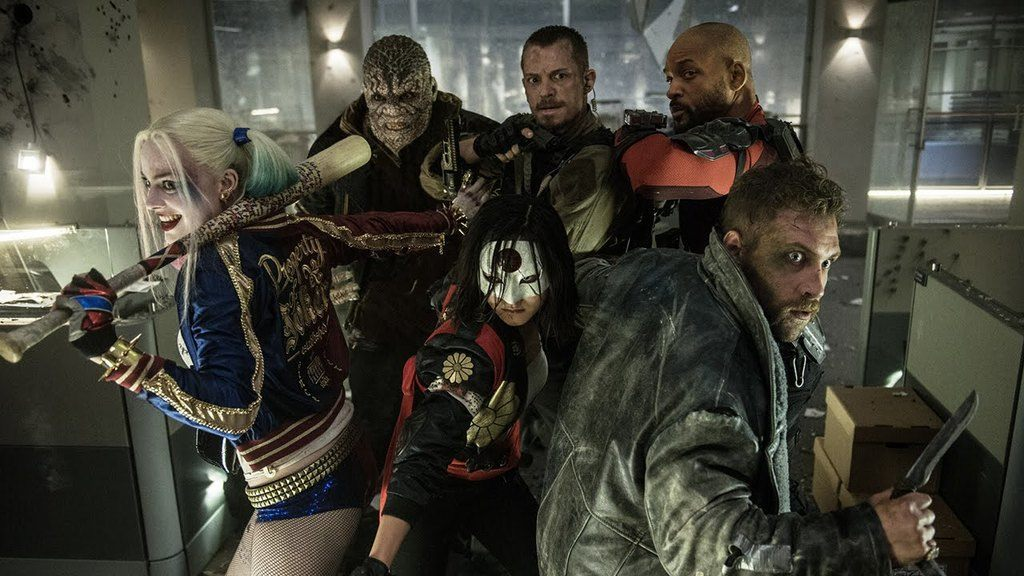 Suicide Squad, the First Trailer