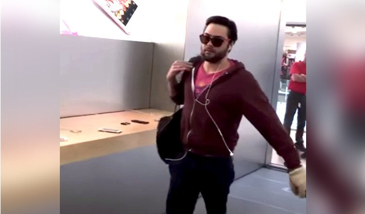 Remember That iPhone Smashing Mall Incident? He Got His Verdict.