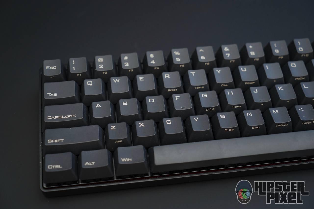Voetex Pok3r Mechanical Keyboard
