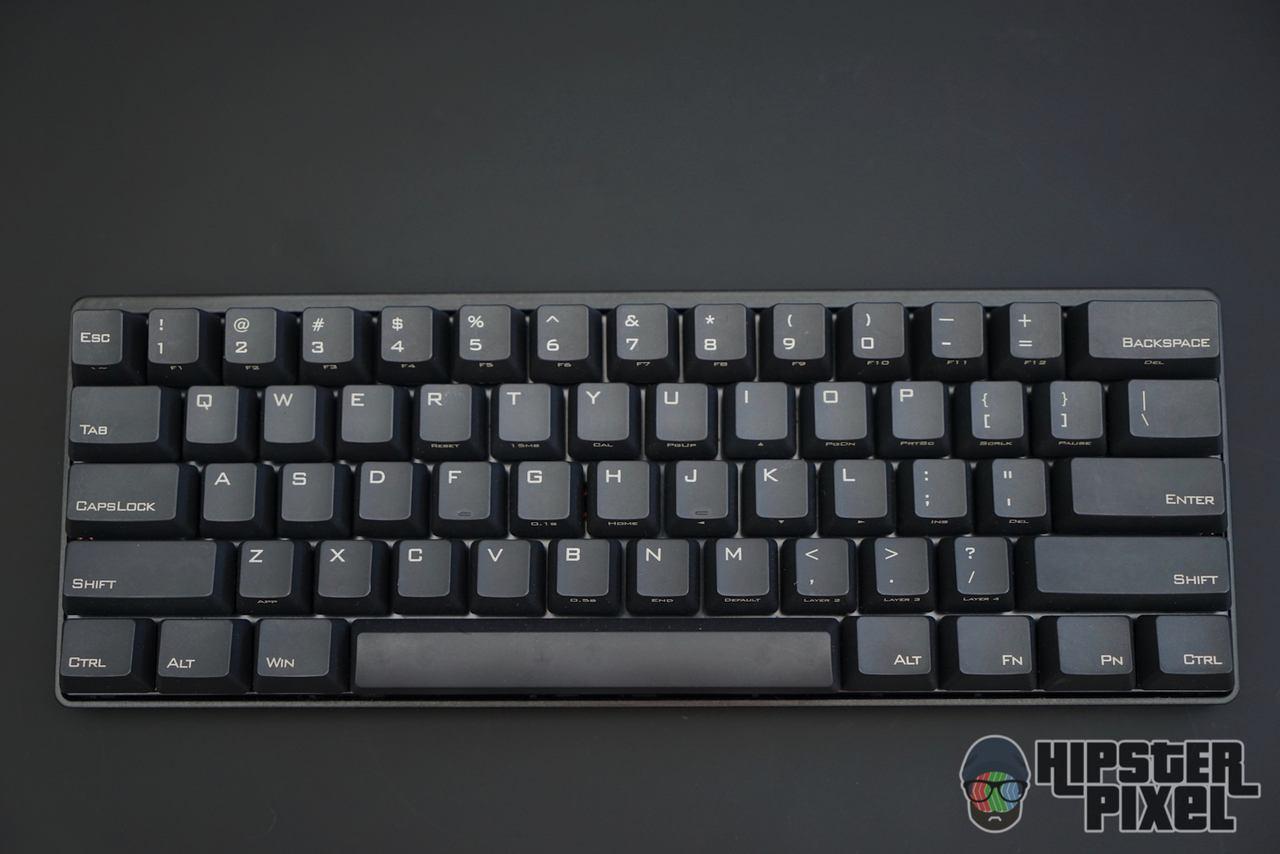 Vortex Pok3r Mechanical Keyboard Review