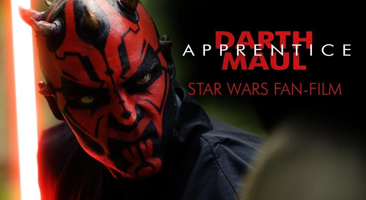 Darth Maul Apprentice, a High-Quality Star Wars Fan Film